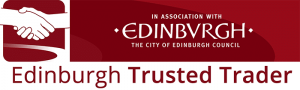 Edinburgh Trusted Trader logo